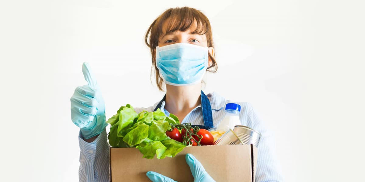 Healthy Eating Tips During Covid-19 Pandemic