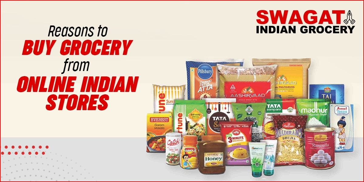 Reasons To Buy Grocery From Indian Online Stores
